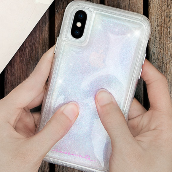 new style 27399 3a90d CASE-MATE SQUISH CASE iridescent 8/7/6s/6 NIB!